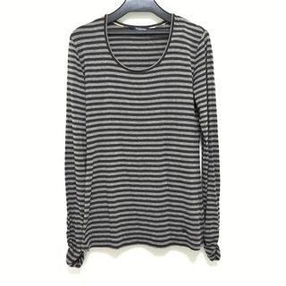 バーバリー(BURBERRY)のバーバリーロンドン 長袖Tシャツ サイズ2 M(Tシャツ(長袖/七分))