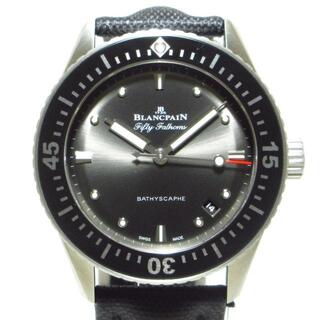 BLANCPAIN - ブランパン 腕時計美品  5100B-1110-B52A