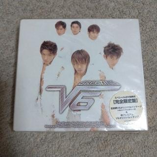 ブイシックス(V6)のV6 CD  匿名配送(ポップス/ロック(邦楽))