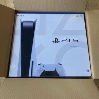 SONY - PS5 PlayStation5 本体 ディスクドライブ版 新品未開封