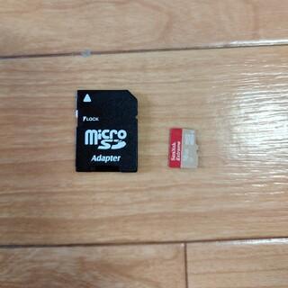 サンディスク(SanDisk)のマイクロSDカード16GB(PC周辺機器)
