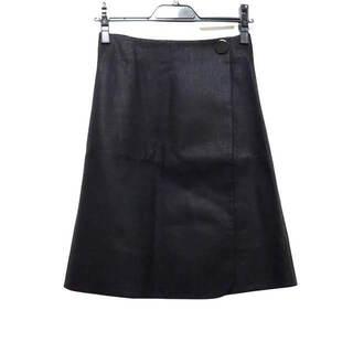 セリーヌ(celine)のセリーヌ 巻きスカート サイズ34 S美品  -(その他)