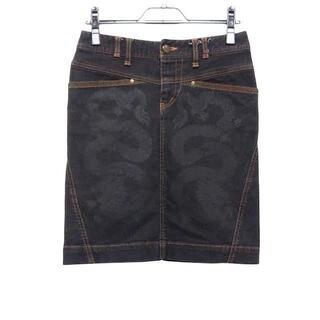 ヴィヴィアンタム(VIVIENNE TAM)のヴィヴィアンタム ミニスカート サイズ0 XS(ミニスカート)