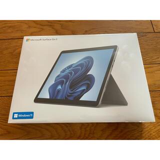 Microsoft - 【新品未開封】マイクロソフト Surface Go 3 プラチナ