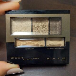 KATE - KATE ブラウンシャドーアイズN BR-1