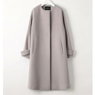 green label relaxing - 〘新品タグ付き〙green label relaxing*ノーカラーコート