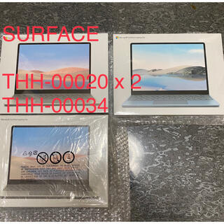 Microsoft - 新品未開封 送料込み Surface Laptop Go 3台セット THH