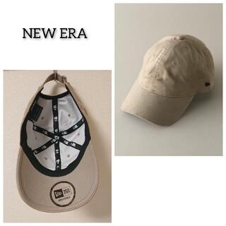 NEW ERA - 美品 ニューエラ シンセティック スエードキャップ 帽子