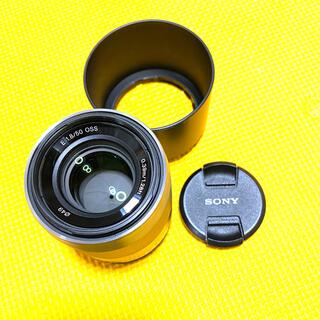 SONY - ソニーE マウント50mm F1.8 OSS