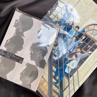 ブイシックス(V6)の【新品未開封】V6 STEP 初回版B 特典ファイル付(アイドル)