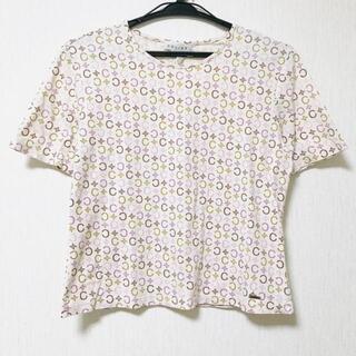セリーヌ(celine)のセリーヌ 半袖Tシャツ サイズL レディース(Tシャツ(半袖/袖なし))