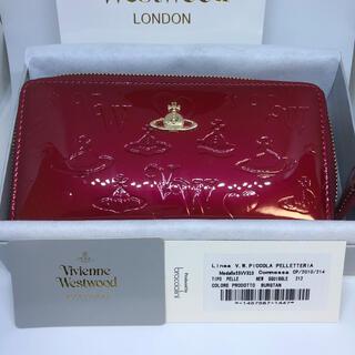 Vivienne Westwood - 【新品】Vivienne Westwood 長財布 レッド ヴィヴィアン