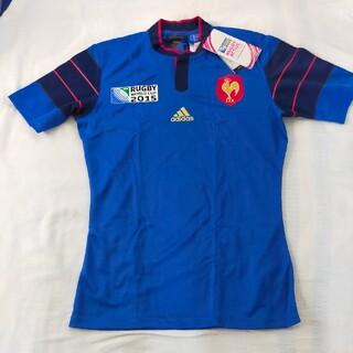 adidas - フランス ラグビー France Rugby Jersey (S) Adidas
