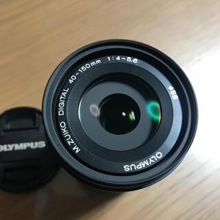OLYMPUS - オリンパス  40-150mm F4.0-5.6 R  ED MSC