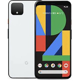 Google Pixel - 最終!Google pixel4 64gb Simフリー ホワイト
