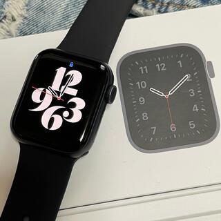 Apple Watch - Apple Watch  SE 40mm GPSバッテリー99% スペースグレー