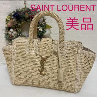 Saint Laurent - 美品💕☆ サンローラン☆  ダウンタウン カバス バッグ