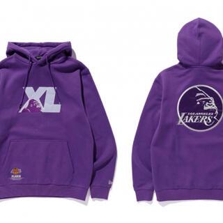 XLARGE - xlarge × new era × lakers