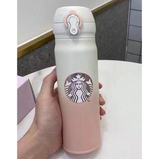 Starbucks Coffee - 新品未使用 スターバックス サーモス 500ml 水筒 タンブラー