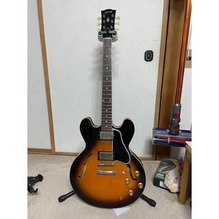 ギブソン(Gibson)のGibson custum shop 1961 ES335 vos LTD(エレキギター)