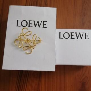 LOEWE - ❣即納❣ 、美品  ブローチ/アナグラム  箱付き ロエベ/LOEWE ファッシ