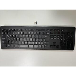 デル(DELL)のDELL ワイヤレスキーボード (PC周辺機器)