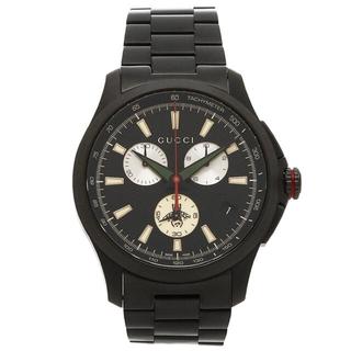 Gucci - グッチ 時計 GUCCI YA126268 Gータイムレスメンズ腕時計新品正規品