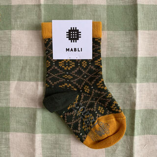 キャラメルベビー&チャイルド(Caramel baby&child )のMABLI ソックス(靴下/タイツ)