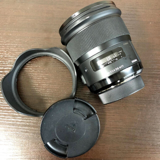 SIGMA - SIGMA 24mm f1.4 DG HSM Art ニコン用