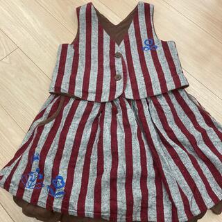 プチジャム(Petit jam)のプチジャム 130cm セットアップ(Tシャツ/カットソー)