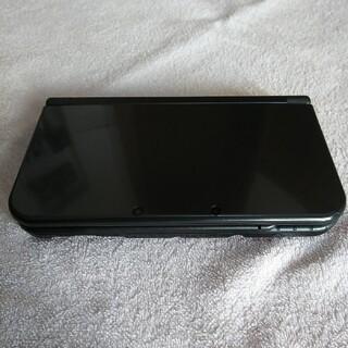 ニンテンドー3DS - New ニンテンドー3DS LL メタリックブラック