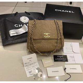 CHANEL - シャネル/クラシックバッグウィズフラップ