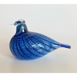 イッタラ(iittala)のBluebird ルリコマドリ イッタラ バード オイバ・トイッカ(置物)