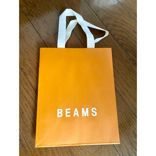 ビームス(BEAMS)のbeams ショップバック 紙袋(ショップ袋)