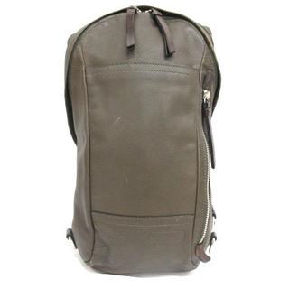 コーチ(COACH)のコーチ COACH チャールズ ボディバック グレージュ 211015E 鞄(ボディーバッグ)
