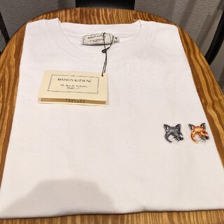 メゾンキツネ(MAISON KITSUNE')のメゾンキツネ Tシャツ(Tシャツ(半袖/袖なし))