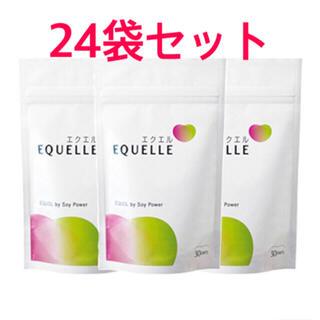 大塚製薬 - エクエル 120粒 30日分 24袋☆新品未開封