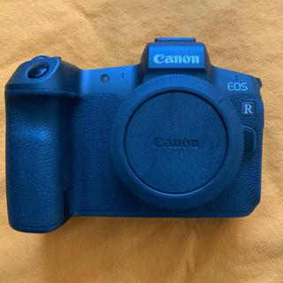 Canon - 超美品 Canon キヤノン ミラーレス一眼 EOS R 予備バッテリー付
