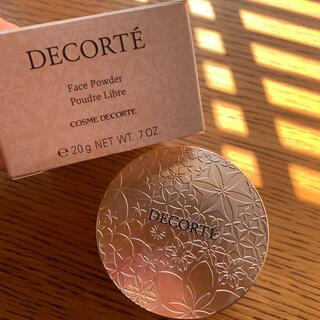 COSME DECORTE - コスメデコルテフェイスパウダー 80