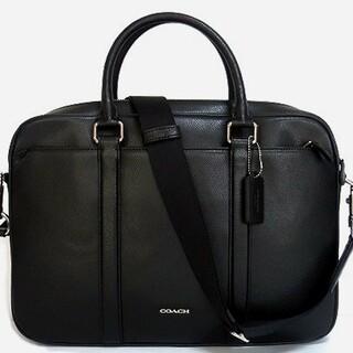 carletonm014コーチ COACH ビジネスバッグ  F71681黒
