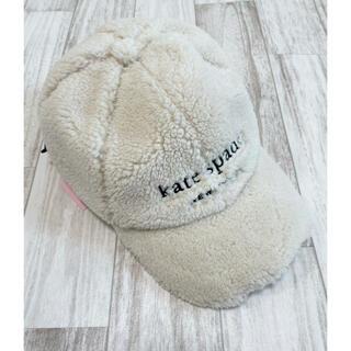 kate spade new york - ケイトスペード キャップ