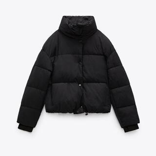 ZARA - ZARA ショートパフジャケット