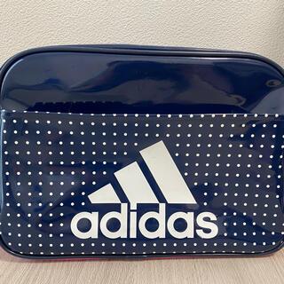 adidas - アディダス スポーツ エナメルバッグ