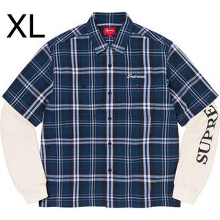 Supreme - Supreme Thermal Work Shirt XL