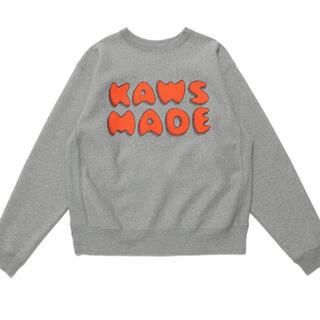 A BATHING APE - humanmade sweatshirt kaws