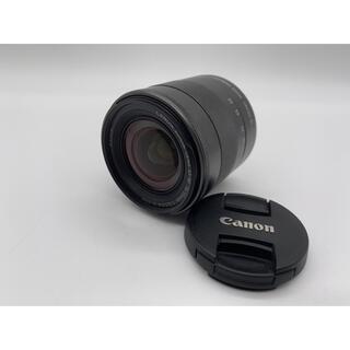 キヤノン(Canon)の【Canon】EF-M 18-55mm F3.5-5.6 IS STM キャノン(レンズ(ズーム))