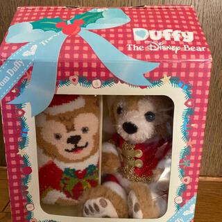 ダッフィー - Duffy レアオーブンマウスぬいぐるみセット クリスマス限定
