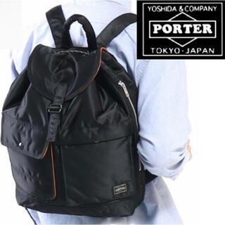 PORTER - 名品!PORTER ポーター吉田カバンTANKERタンカー リュック ブラック