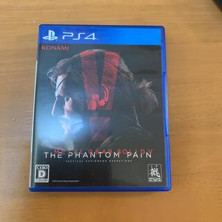 KONAMI - メタルギア ソリッド V ファントムペイン PS4