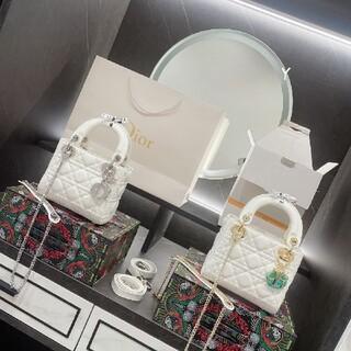 ディオール(Dior)の♕ Dior ショルダーバッグ 014  バッグ 4色(その他)